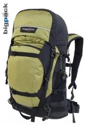 Bigpack Rucksack Gran Paradiso 38 Liter Yellow