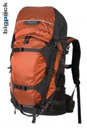 Bigpack Rucksack Gran Paradiso 38 Liter Orange
