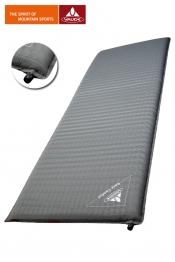 Vaude Isomatte Basic Comfort 198x66x5,0cm - burgundy/d\'grey