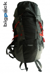 Bigpack Rucksack Discovery 60 + 10Liter Black