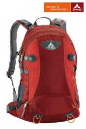 Vaude Rucksack Gallery Air 30+5 Liter - Vinered/Red