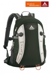 Vaude Rucksack Wizard Air 24+4 Liter - Dark Green/Offwhite
