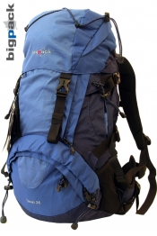 Bigpack Rucksack Tirano 24 Blau