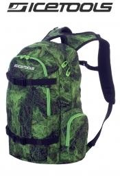 ICETOOLS Rucksack Backpack Getaway - Map Print