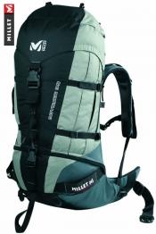Millet Rucksack Odyssee 35 Alpin + Skitourenrucksack Noir