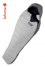 Lafuma Frauenschlafsack Warm' n Light 800 Lady +6/+1/-14 Gris Pe