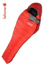 Lafuma Schlafsack Warm' n Light 1000 II +4/-1/-17 Bright Red