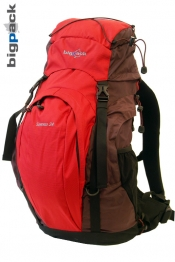 Bigpack Rucksack Sondrio 24 Rot