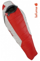 Lafuma Schlafsack GR 30 +6/-1/-17 Bright Red Links