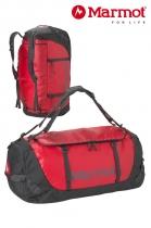 Marmot Long Hauler Duffle Bag XL Team Red