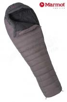 Marmot Schlafsack Arroyo +4/-1/-17 Daunen Sleeping Bag Fog