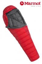 Marmot  Schlafsack Always Summer Reg +7/+3/-12 Cardinal-chili