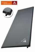 Vaude Isomatte Comfort Light 189x60x3,1cm - d'grau/schwarz