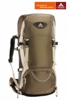 Vaude Frauen Rucksack Bavella 40L-Light Brown/Mocca