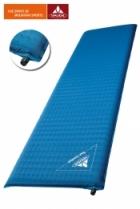 Vaude Isomatte Tour Comfort 183x51x5cm - blau/dunkelgrau