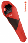 Lafuma Schlafsack Trek Stretch +3/-3/-19 Bright Red