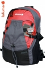 Lafuma Rucksack Awax 17 mit 20 Liter Bright Red/ Deep Grey