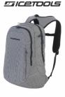 ICETOOLS Rucksack Backpack Core Pack - Blue Tweed