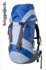 Bigpack Frauen-Rucksack Voyager 45+10 Liter BB Deep Water