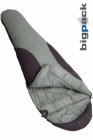 Bigpack Schlafsack X-Lite +6/+1/-14 Grad