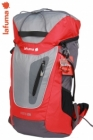 Lafuma Rucksack Hiko 28 Liter Grey/Bright Red