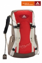 Vaude Frauen Rucksack Maremma 26 Liter - Red/Light Brown