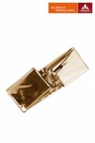 Vaude Rettungsdecke Gold/Silver