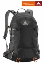 Vaude Rucksack Gallery Air 30+5 Liter - Black