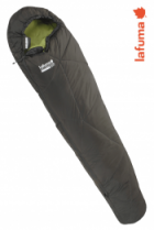 Lafuma Schlafsack Yellowstone Light +9/+5/-10 Dark Stone