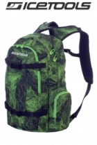 ICETOOLS Rucksack Backpack Getaway - Map Print