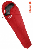 Lafuma Frauen Schlafsack Yellowstone Light LD +9/+5/-10 Chili Pe