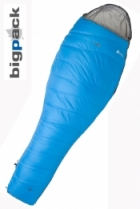 Bigpack Schlafsack Frauen Feather & Light 900 Blue Berry +5/0/-1