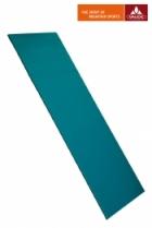 Vaude Isomatte 2-Schichten 180x50x1,2cm - blau/schwarz
