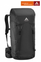 Vaude Rucksack Rock Ultralight Comfort 35 - Black
