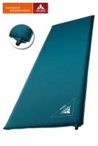 Vaude Isomatte Comfort Deluxe 198x66x5cm - dunkelgrün/blau