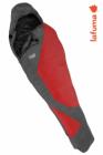 Lafuma Schlafsack Simple Use 600 +11/+7/-5 Red Grey