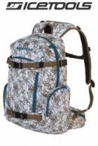 ICETOOLS Rucksack Backpack Tempest - Check'n Stars