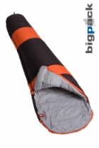 Bigpack Schlafsack Big Dream Junior +8/+4/-7 Grad Kinder
