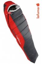 Lafuma Schlafsack GR 20 +1/-5/-20 Bright Red Links