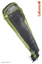 Lafuma Schlafsack ECRINS 30 Junior +5/+0/-15 parrot green