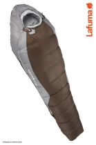 Lafuma Schlafsack GR 45 +8/+5/-10 marron bruyere