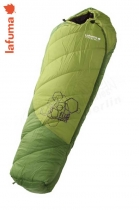 Lafuma Schlafsack Trek 900 Junior +10/-5/-10 - Meadow Green