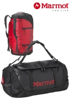 Marmot Long Hauler Duffle Bag L Black