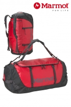Marmot Long Hauler Duffle Bag L Team Red