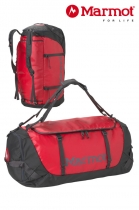 Marmot Long Hauler Duffle Bag XL Team Red