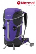 Marmot Myrina 30 Rucksack Hiking Women Ultra Violet Dark Coal