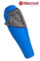 Marmot Schlafsack Woman's Teton -36/ -8/-15 Ceylon Blue