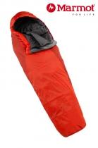 Marmot Schlafsack Wave II Junior Cardinal