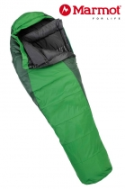 Marmot Schlafsack Wave III Regular -24/+0/-6 Dark Grass