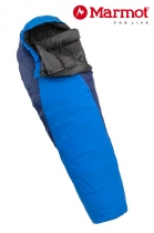 Marmot Schlafsack Wave IV Long -28/-3/-10 Cobalt Blue